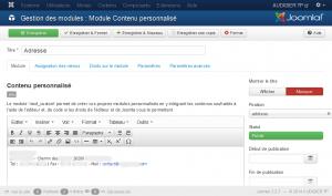 ecran-edition-module-Adresse